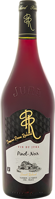Red wines from the Jura